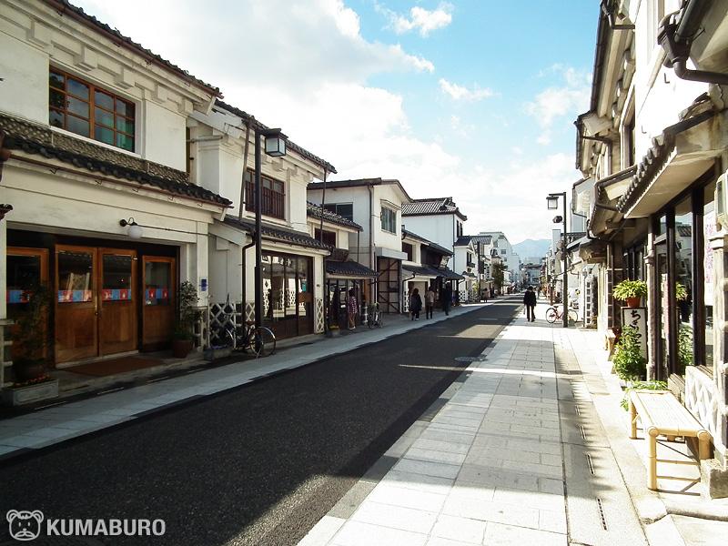 松本市中町通り 3 – くまぶろ